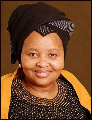 Südafrikas Kulturministerin kommt zum Africa Festival in Würzburg