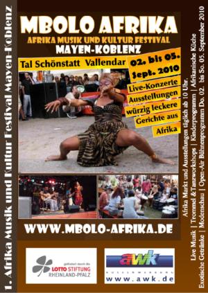 Mbolo Afrika Festival