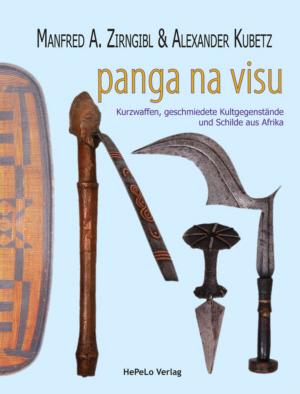 das Buch über afrikanische Waffenkunst