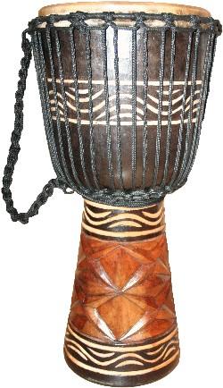 Afrikanische Djembe Trommel kaufen