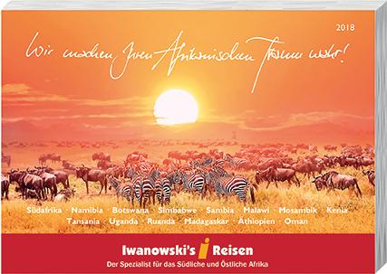 Iwanowski's Reisen