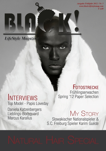 BLACK! LifeStyle Magazine
