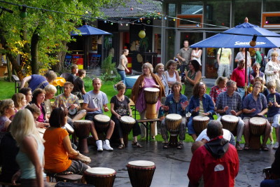 djembe.de - Trommelfestival