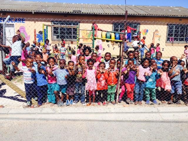 Sozialarbeit in Südafrika